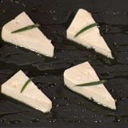 Triángulos de queso