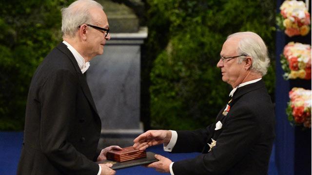 Patrick Modiano, Premio Nobel de Literatura