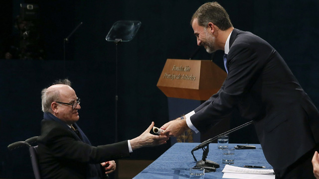 Los últimos Premios Príncipe de Asturias