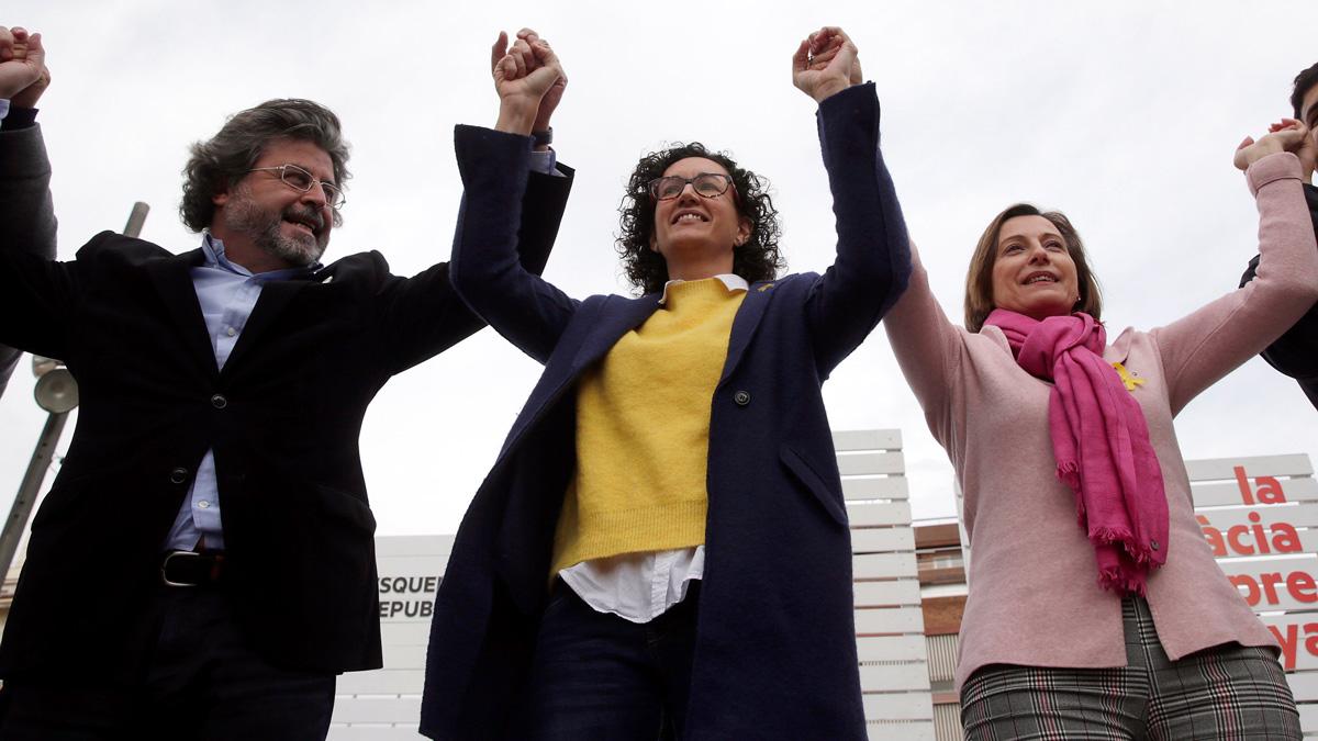ERC reabre la vía unilateral de la independencia si fracasa la