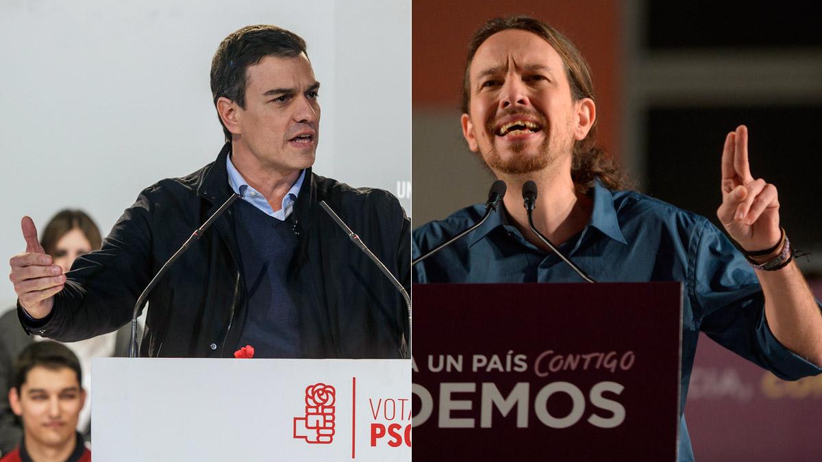 El PSOE recrudece los ataques contra Iglesias, del que Patxi L�pez dice