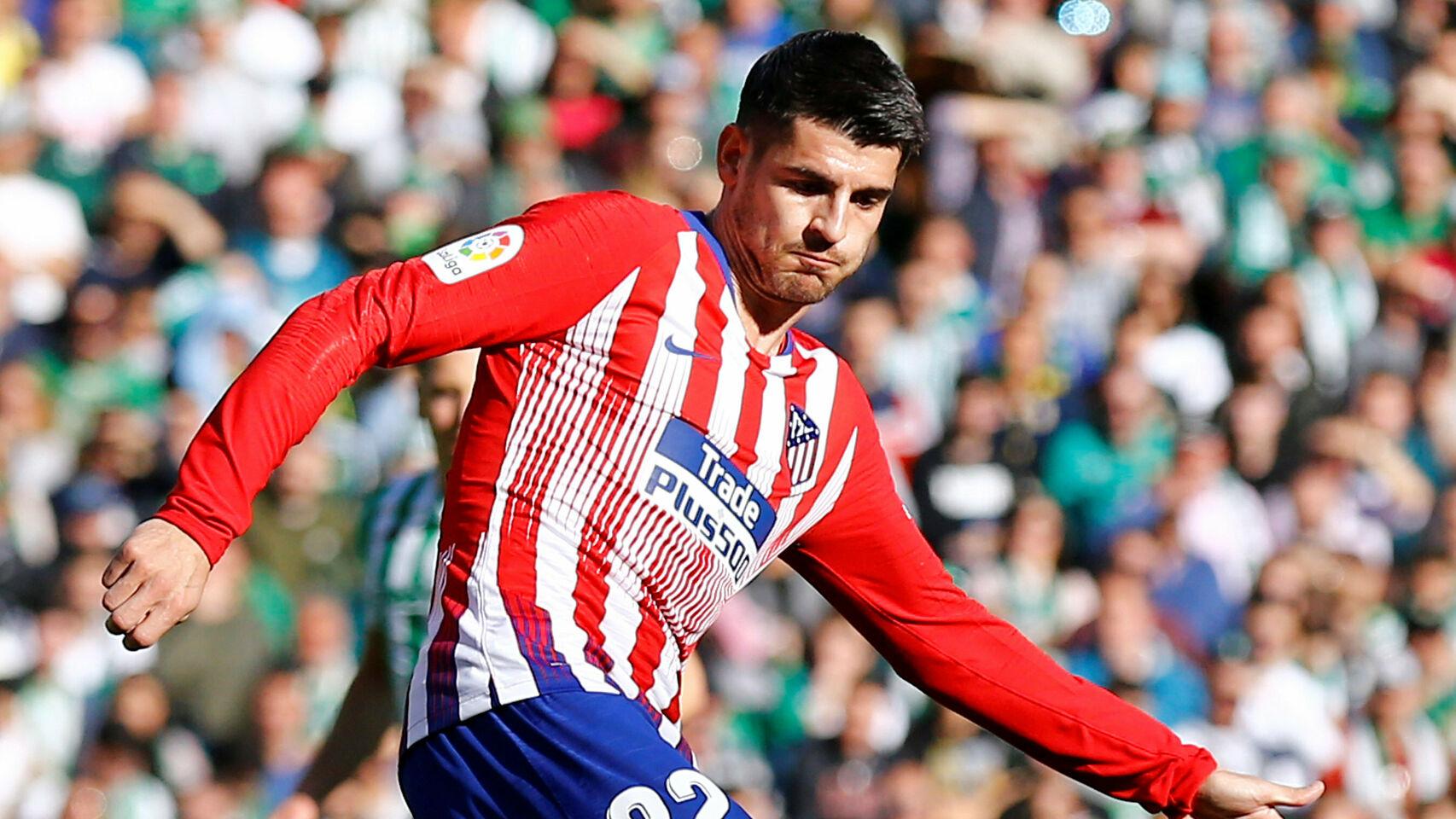 Imagen destacada del El Atlético pagará al Chelsea por Morata y el Madrid traspasa a Theo Hernández al Milan
