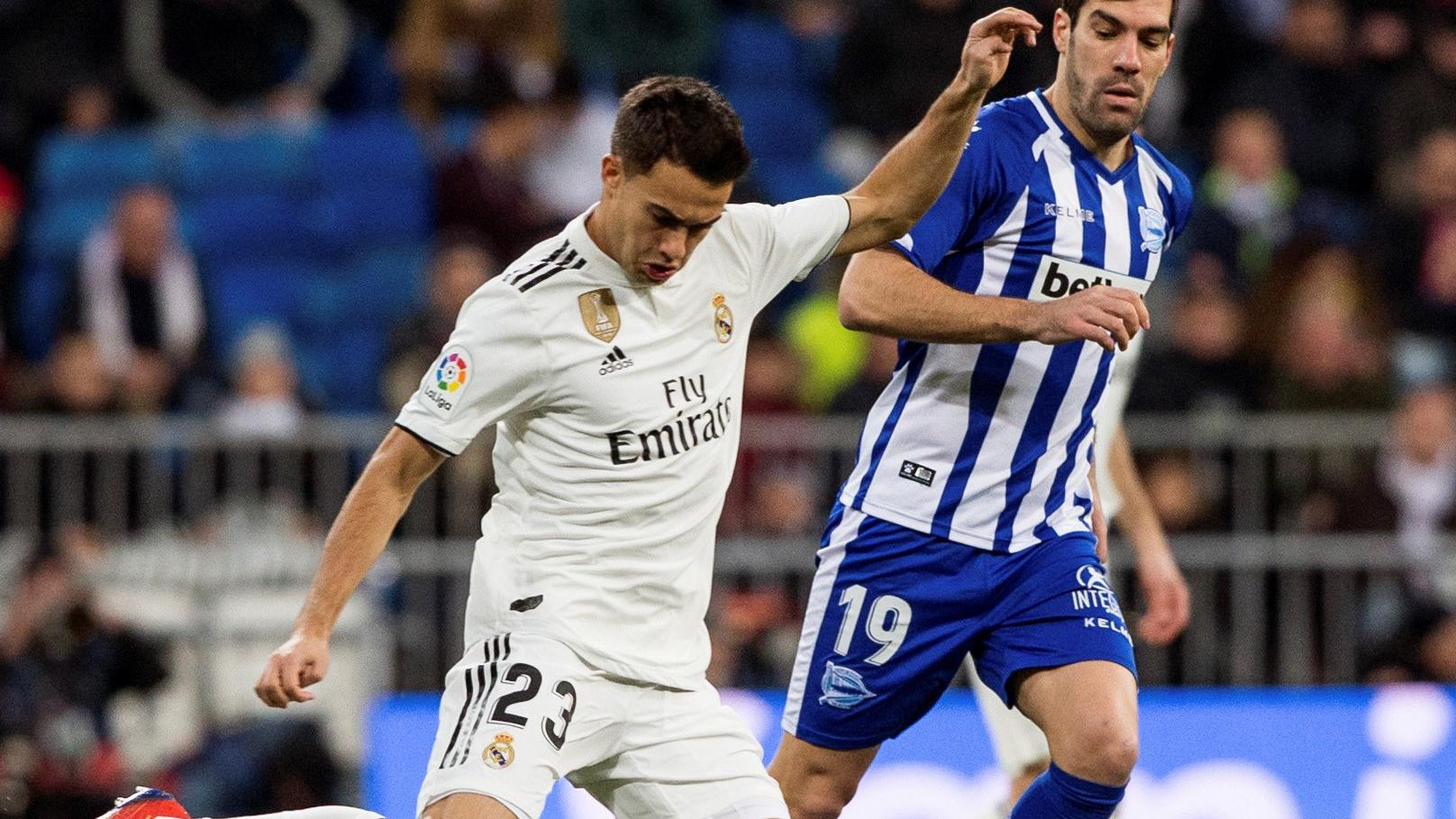 Imagen destacada del Sergio Reguilón y Martin Odegaard, cedidos por el Madrid al Sevilla y a la Real