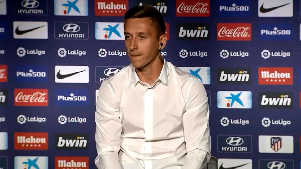 Imagen destacada del Saponjic quiere demostrarle a Simeone que tiene un hueco en el Atlético