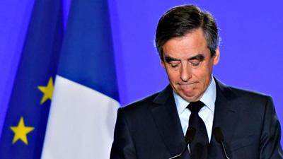 Fillon anuncia que será imputado