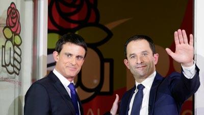 Valls se pasa a las filas de Macron