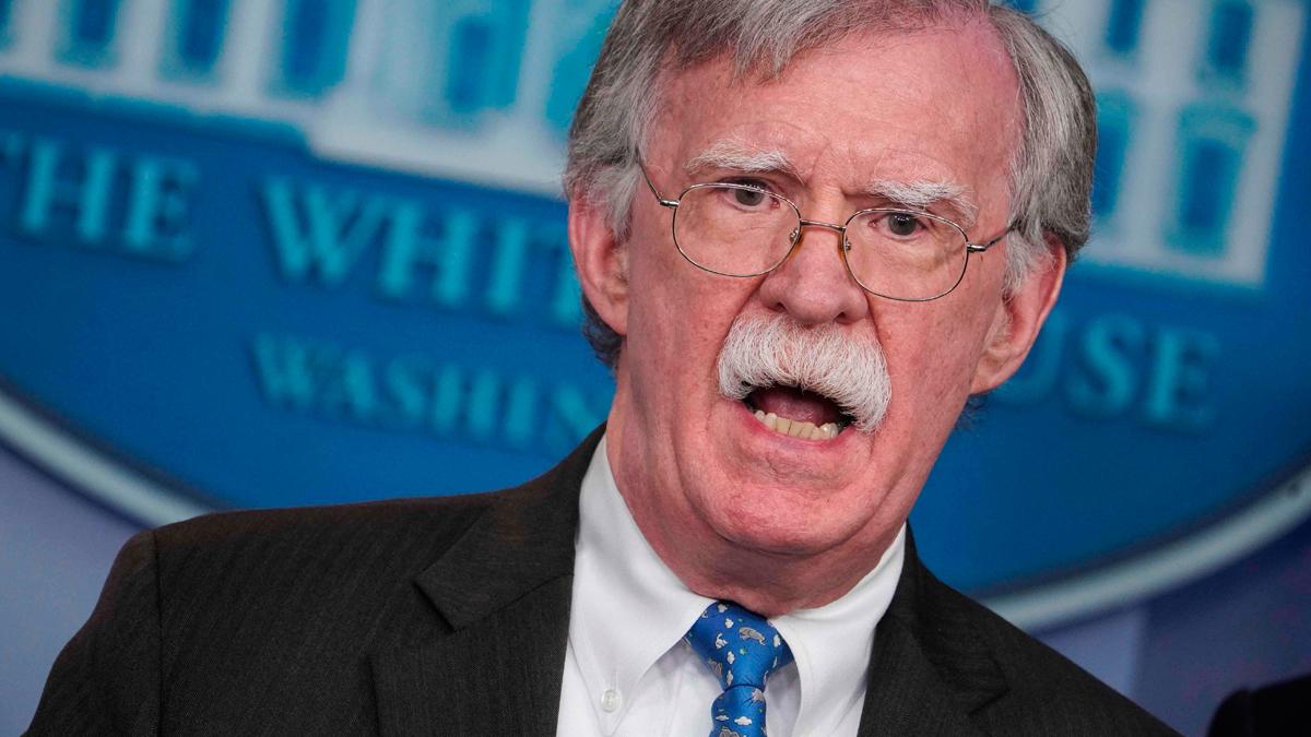 Pulso entre dem�cratas y republicanos por el comprometedor testimonio de Bolton