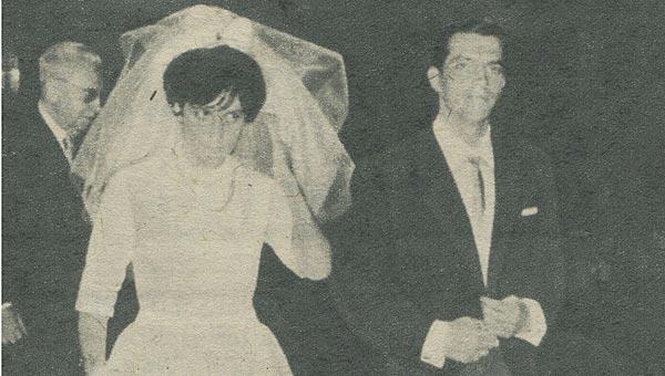 Se casa con Amparo Illana y funda una familia