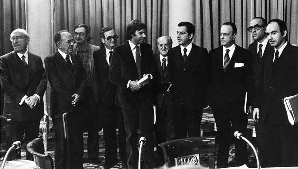 Los Pactos de la Moncloa, otro acuerdo necesario