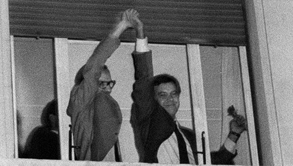 El PSOE, una nueva mayoría