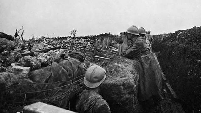 Centenario de la Primera Guerra Mundial