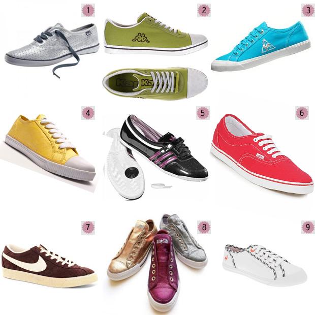 collage zapatillas