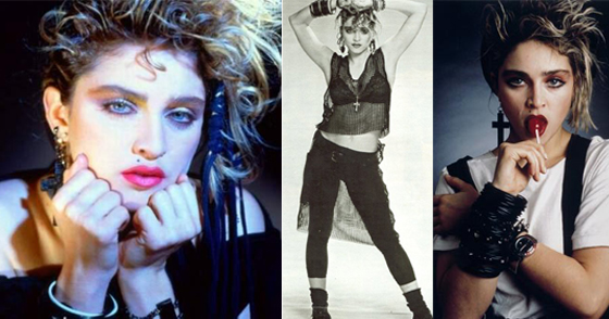 La Madonna más rebelde