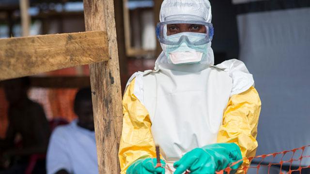 El ébola, una amenaza global