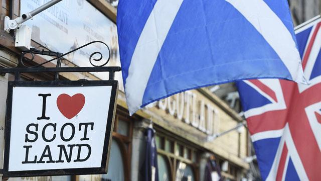 Escocia dice 'no' a la independencia
