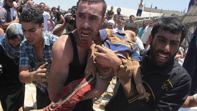 Gaza, la guerra más sangrienta