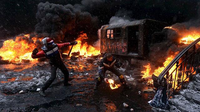 Ucrania, guerra en el corazón de Europa