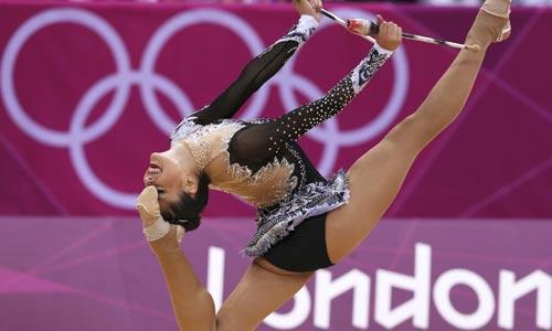 londres 2012 gimnasia ritmica