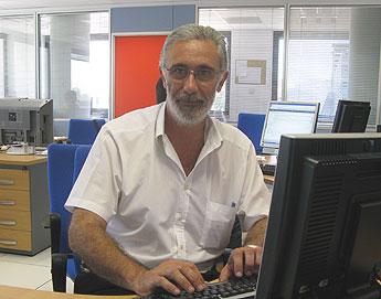 Javier Solano, protagonista de este encuentro digital