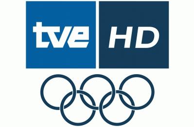 TVE HD en las Olimpiadas