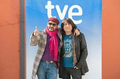 José Corbacho y Juan Cruz, directores de