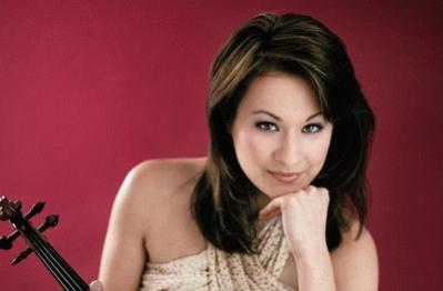 La violinista Arabella Steinbacher