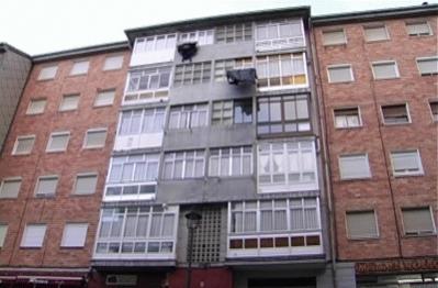 El barrio de la luz, en Avilés, es uno de los más afectados por el paro