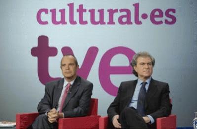 Luis Fernández y César Antonio Molina