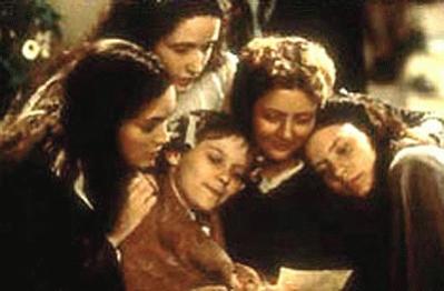 La historia de cuatro hermanas durante la Guerra de Secesión