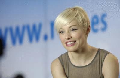 La cantante Soraya representará a España en Moscú el próximo 16 de mayo