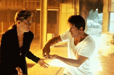 Sylvester Stallone y Sharon Stone protagonizan esta película