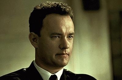 Paul Edgcomb (Tom Hanks) vigila a los presos del corredor de la muerte de Cold Mountain