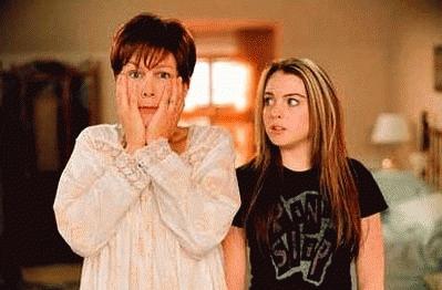 Jamie Lee Curtis y Lindsay Lohan protagonizan esta comedia