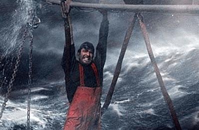 George Clooney protagoniza esta película de Wolfgang Peterson