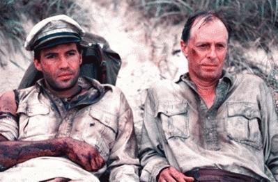 Billy Zane y Keith Carradine protagonizan esta película
