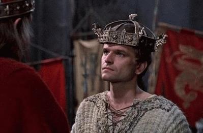El rey Arturo marcado por un destino que no podía controlar