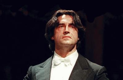 El prestigioso director de orquesta, Riccardo Muti
