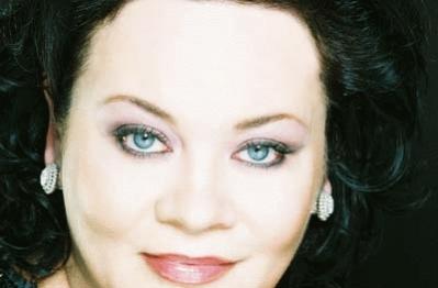 La mezzosoprano, Violeta Urmana