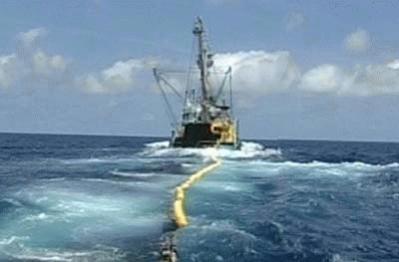 El pesquero de armador vasco, Albacán, faenando en aguas somalíes
