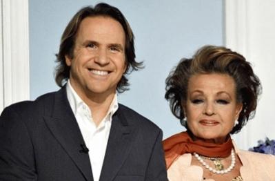 Carmen Sevilla y Juan Carlos Cerezo, presentadores de