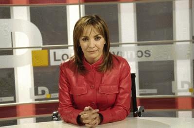 Pepa Bueno, presentadora y directora de