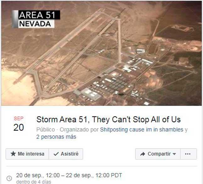 Resultado de imagen de area 51