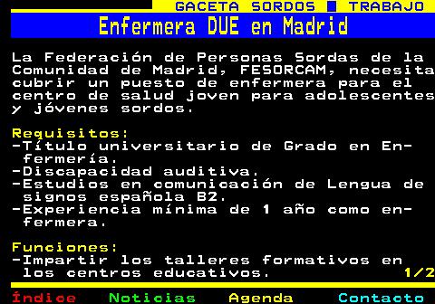 3 Intérpretes para A Coruña (publicado en teletexto) 831_0001